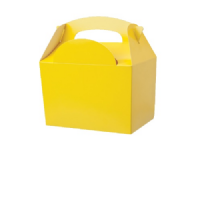 Yellow Meal Party Box